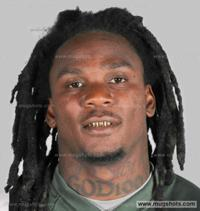Chris Johnson Fake MugShot
